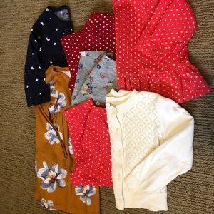 Lot of 12-18 month Baby Clothes